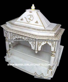 Marble temple designs for home buy marble indoor temple room temple design for home makrana for Marble temple designs for home