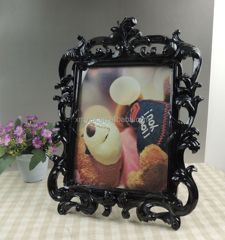 Decorative Ornate Wedding Decoration Picture Frame Cheap