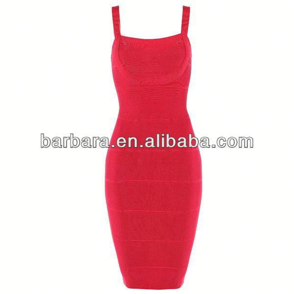 Spaghetti strap bandage dresses skirts fashion dropshipping