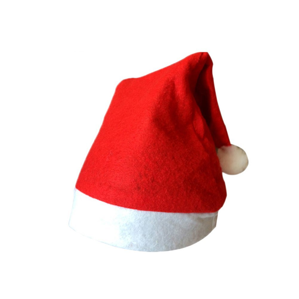 Skyflying Unisex Father Christmas Hats XMAS Santa Party Festive Family Hats  Gift For Adult Kid 0327a7219427