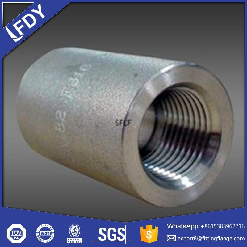 ITALIAN Type/ Europe Steel Female Thread Coupling se14-sf