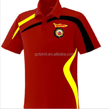 Cheapdry fit polo t shirt with printing logo OEM and ODM 2018 new design