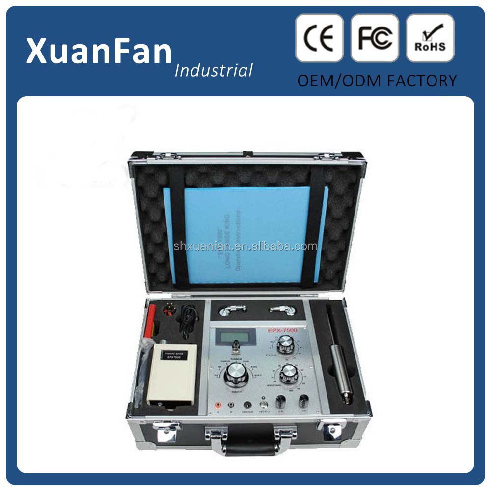 XF 7500 Professional Digital diamond detector Gemstone Detector Metal Gold Scanner Machine
