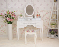 Italian Furniture In Germany Makeup Vanity Dressing Table Set Hot Selling In The World