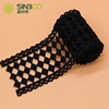 Water Soluble Fabric Garment Embroidery Net Lace
