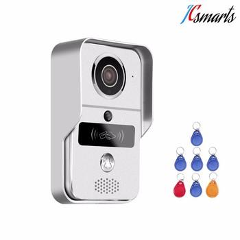 Wifi Gate Door Entry System Ring Wireless Doorbell Camera Jc502c
