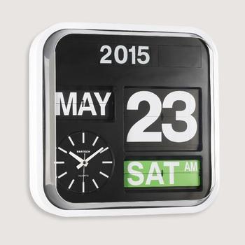 Grande reloj Pared Flip Product Retro Ad Fartech Moderno Con Tapa Reloj Buy reloj On Solapa 630 Calendario De Automático 2YHIWED9