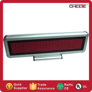 Moving Message Displayer Bright LED Message Sign Display