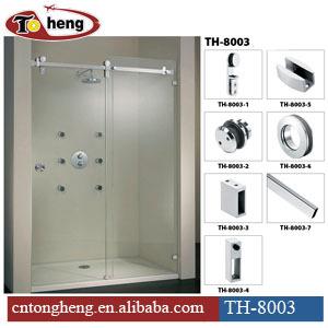 glass sliding shower door handles. thru-glass screw in flush finger pull for glass sliding shower door office partition handles