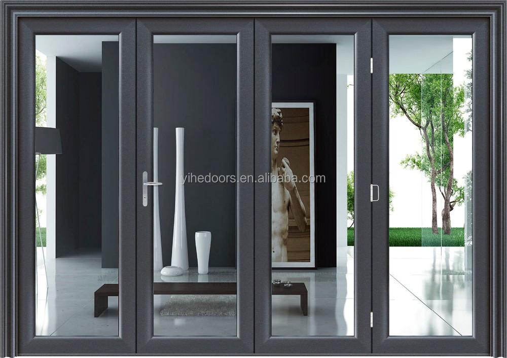 luxe moderne en bois bois couleur villa couleur magn tique fen tre porte pliante lambris portes. Black Bedroom Furniture Sets. Home Design Ideas