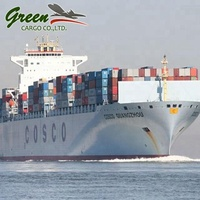 Worldwide sea freight forwarder logistics shipping service company