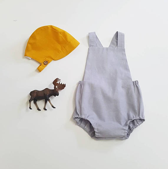 cf5d28a39 Baby boy romper summer short romper baby playsuit toddler boy outfit ...