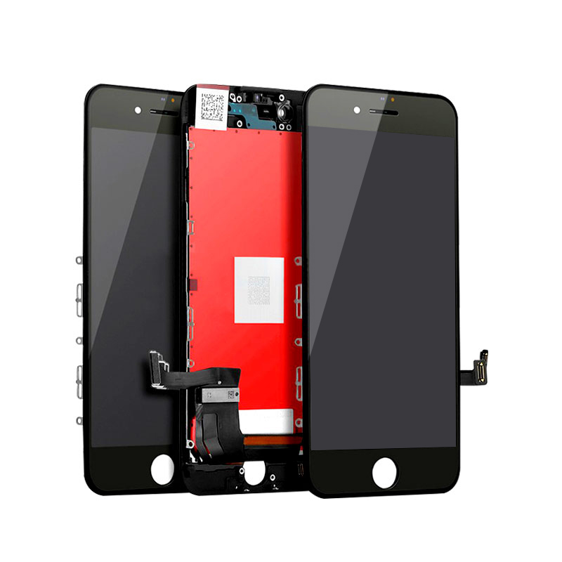 Tianma longteng aaa oem ersatz digitizer display lcd touch screen für iphone 7 lcd display montage digitizer kit