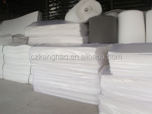 Changzhou Kanghao EPE FOAM Environmental friendly epe foam for impact protection foam