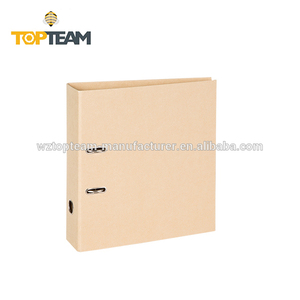 office 3 inch paper lever arch file folder, a4 size box files