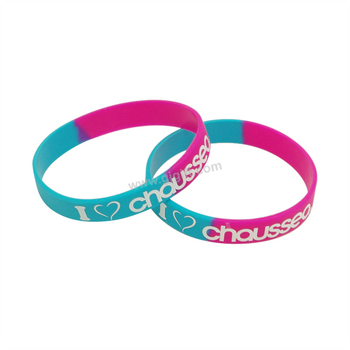 Funny Design Your Own Silicone Rubber Wristband