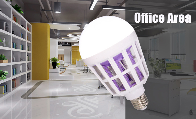 5W led mosquito killer UV lamp for flying insect