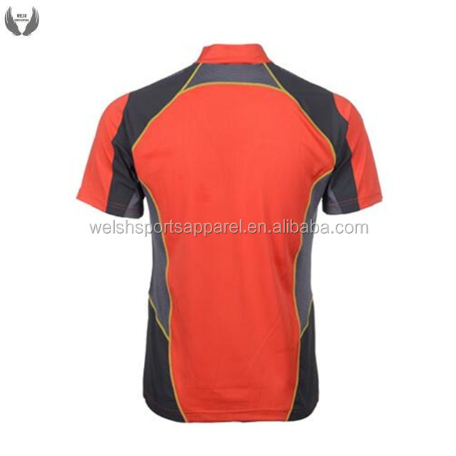 Cheap breathable mesh blank plain design cricket jersey