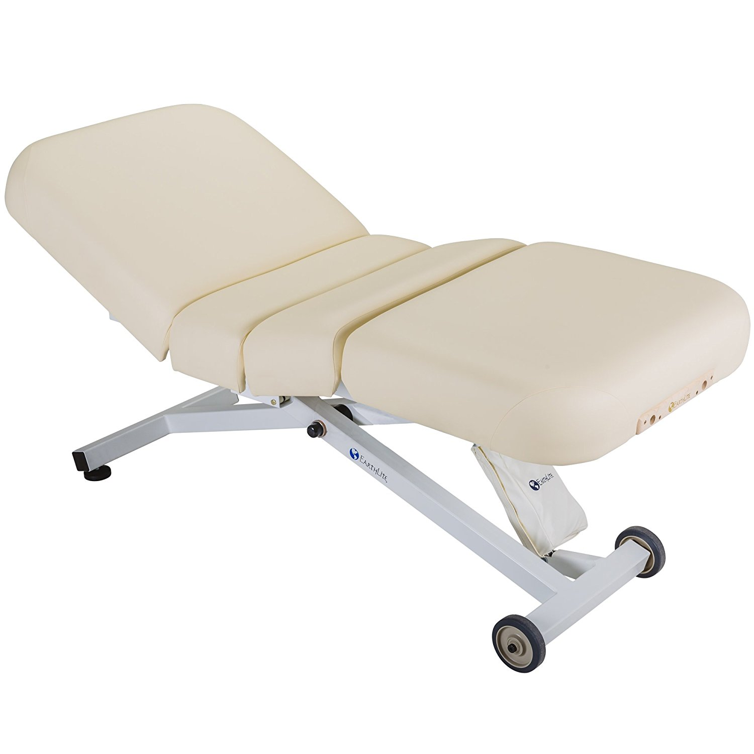 "EARTHLITE Ellora Electric Lift Salon Top Massage Table - Most Popular Spa Lift Massage Table, Comfortable & Reliable, Tattoo Table (30""x73"", 180lbs)"