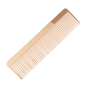 New Arrival Fashion Minimalist Design Customized logo Gold Plated Mini Pocket Comb Metal Hair Comb