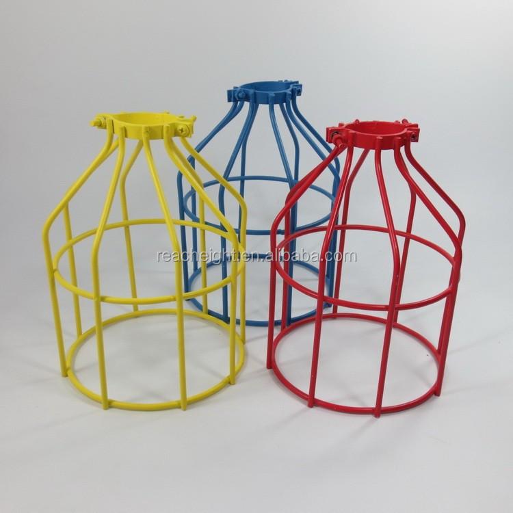 Vintage Bulb Cage,Industrial Lamp Guard Cage,Vintage Cage Lights ...