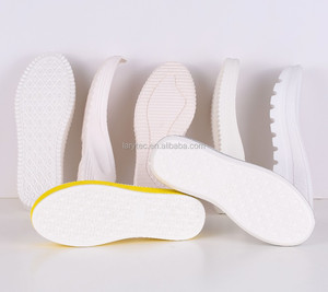 Latest design outsole soles for shoe making beach sandal rubber shoe sole manufactory work