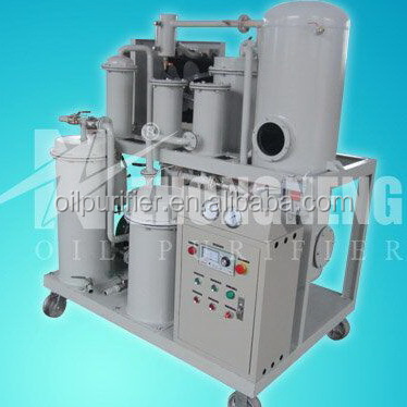 TYA-10 (600 L/H) Hydraulic Oil Filtration Unit, Gearbox Oil Purification Machine