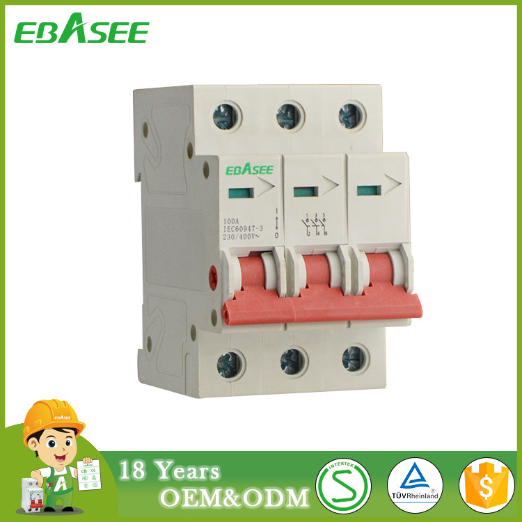 Mini electrical circuit breaker manufacturer in Shangai
