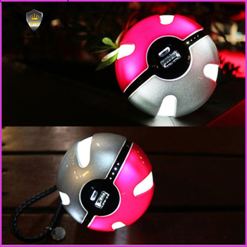 2016 New Product Newest Pokeall Power Bank 10000 Mah For Poke Ar ...