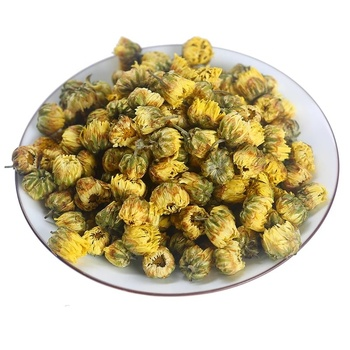 High Blood Pressure Herbal Tea Frist Grade Dried Chrysanthemum Buds Flower Tea