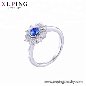 15147 XUPING lotus flower novel design fashion gift ring