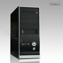 2012 new ATX computer case with power supply 1723