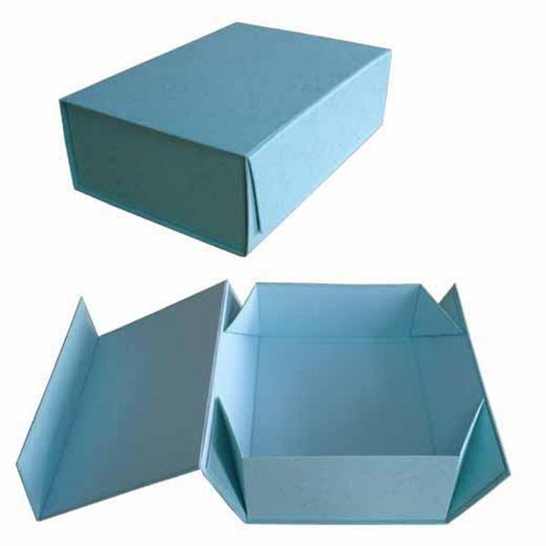 Custom Color Match Paper Gift Box Printing