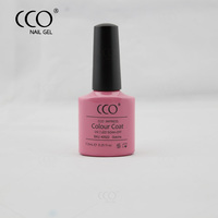 CCO IMPRESS Series black nail polish