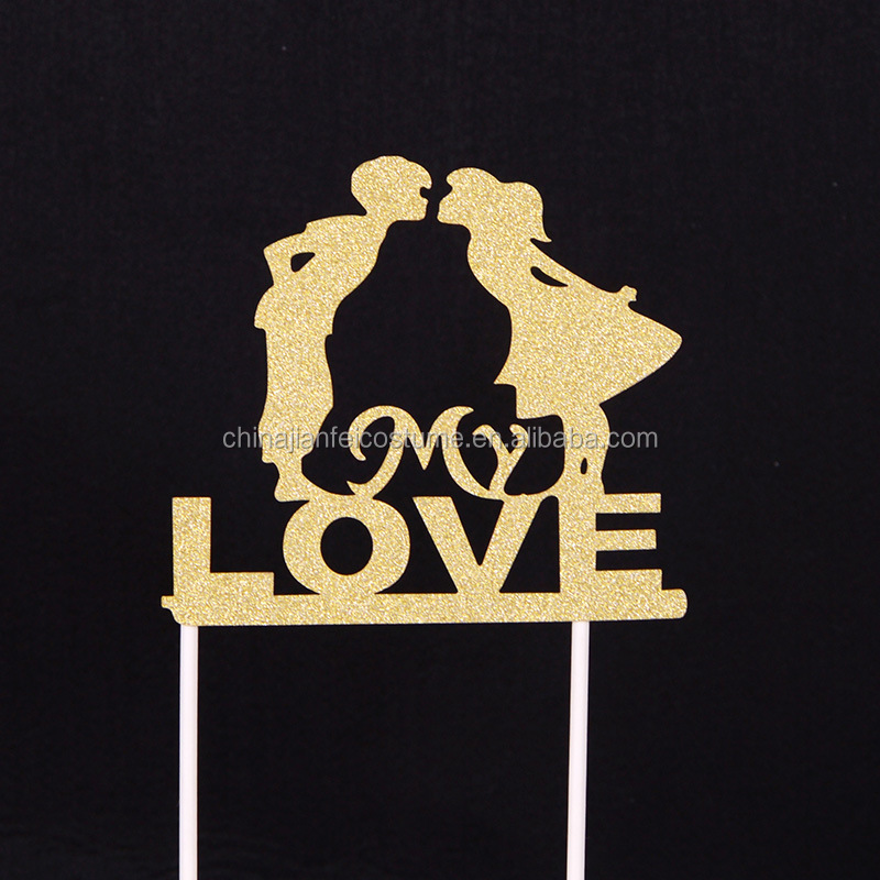 Plastic Stick Cake Toppers, Plastic Stick Cake Toppers Suppliers and ...