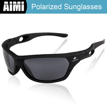 2015 New Arrival Men Polarized Sunlasses Outdoor Sport Goggles Men's Polarizing Glasses High Quality Lower Price Eyewear BK-0001