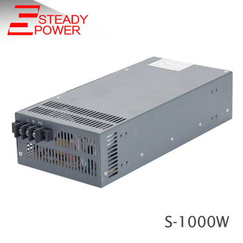 S 1000 24 1000w Psu 24 Volt Dc Power Supply Smps Led 40a Power