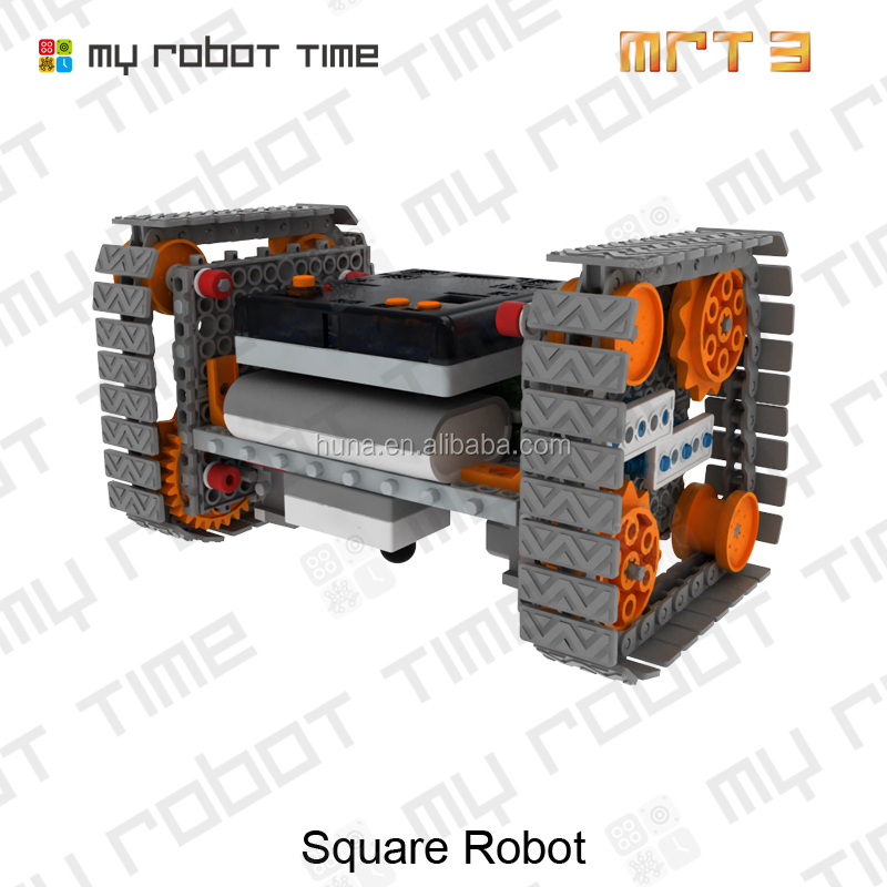 Mrt3 4 Full Kit Diy Educational Robotics Kits For Preschool