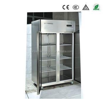 Bon CHEERING Refrigeration Equipment Vertical Glass Door Refrigerator Freezer