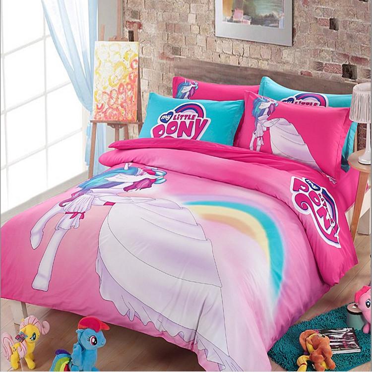popular pony bedding set-buy cheap pony bedding set lots