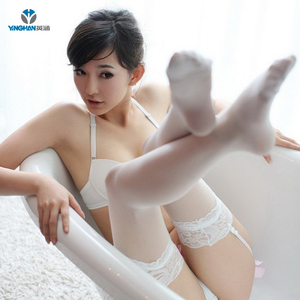 Lace silk stocking foot sexy stocking transparent sexy stockings 1133