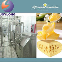 Complete Pasteurized Milk Cheese Dairy Processing Plant