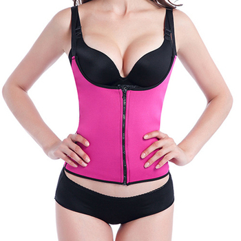 31140ed6c5 Wholesale Plus Size S-3XL Best Full Body Neoprene Waist Trainer Vest Colombian  Waist Cincher