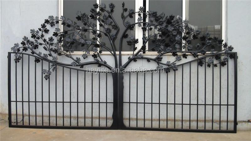 Simple Metal Gate