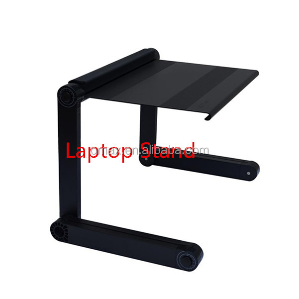 Laptop Table Fully Adjustable Table Without Neck & Back Pain - Buy Laptop  Table,Adjustable Laptop Bed Or Office Table,Laptop Computer Desk Product on