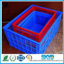 45L Storage Corrugated Plastic collapsing folding crate