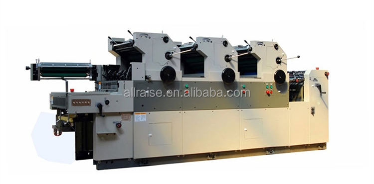 Factory directly sales the single-side single-color offset press printing machine for sale