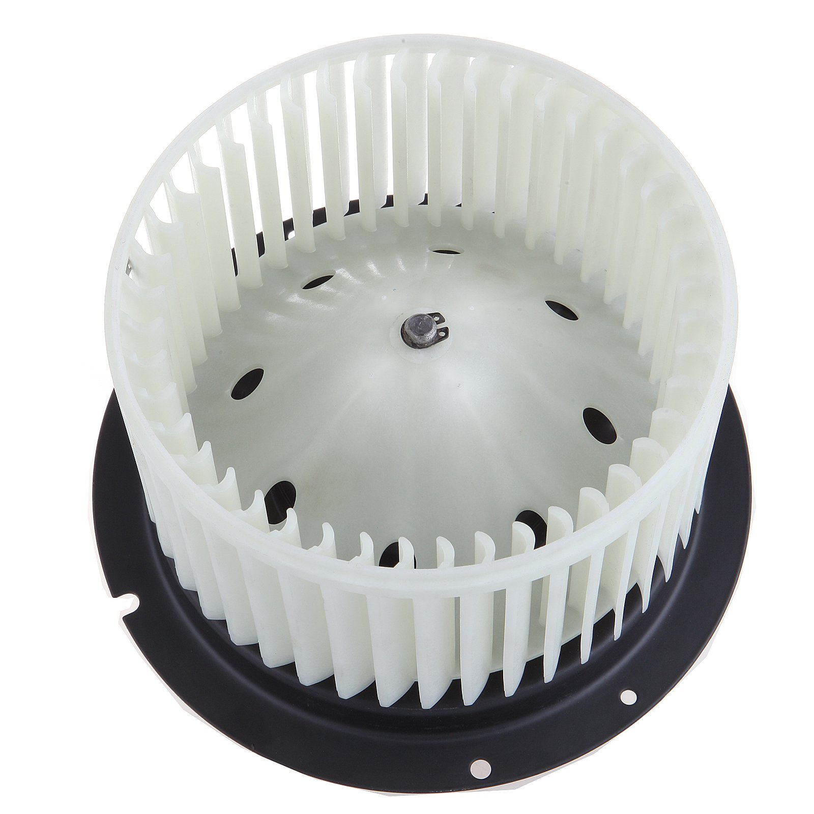 ABS plastic Heater Blower Motor w/ Fan Cage ECCPP for 2000-2005 Ford Excursion /1999-2007 Ford F250 /1999-2007 Ford F350 /1999-2003 Ford F450 Truck /1999-2003 Ford F550 Truck