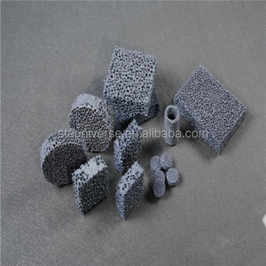 silicon carbide/Zirconia/Alumina Ceramic Foam Filters for foundry