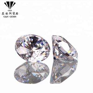 1mm CZ Stone Diamond Cut cz gems handmade loose cz stones cubic zirconia excellent quality